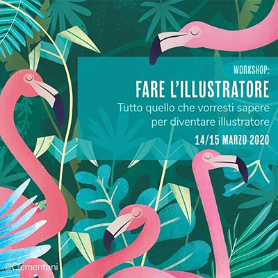 evento fare l'illustratore